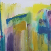 Audreysjl July 2013 Acrylic on canvas