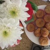 Coconut & Berry cupcakes