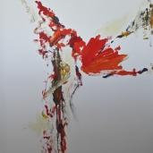 Audreysjl October 2011 Acrylic on canvas