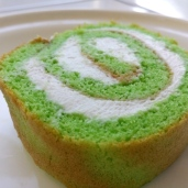 Pandan & Coconut Cream