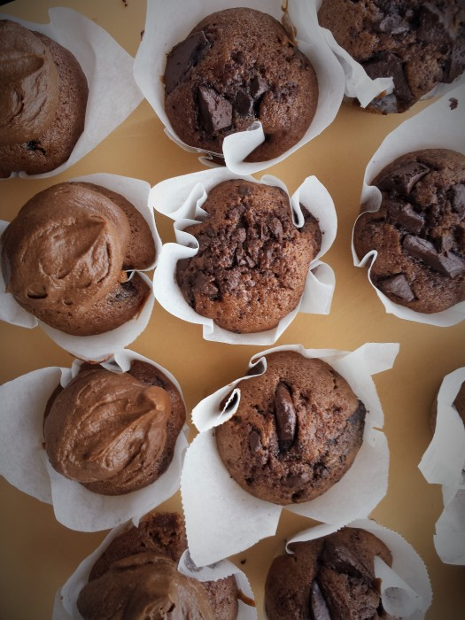 Double Chocolate Muffin audreysjl 3
